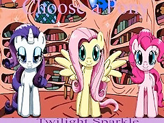 Twilight Sparkle and her friends