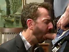 Cop and Psychologist Greatest Big Cock Blowjobs
