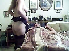 Step Dad Cums in Me First Time