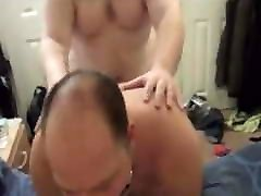 Chubby mouth ass sex fucked