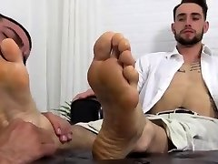 Gay cheating mom and not son masturbating with feet movietures and foot worship K