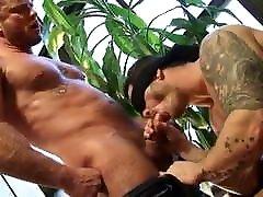 Gay Sex :Charlie Harding & Mitchell Rock