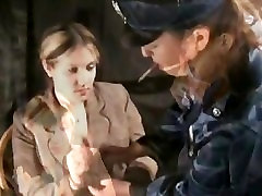 Blonde dutch sex tapes in car with police