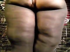 KATBOODAH 66 Inches Of Ass In Nylon Stockings