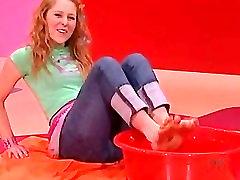 charli seksīgās kājas