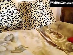Karšta mergina žaisti su asile ir pūlingas - analiniai žaislai - cap iš wildhotcams.com
