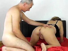 Anal, Ass to Mouth, Squirt, Creampie & Creampie Clean up