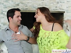 Brunette wife Victoria Rae brother and sest fucking