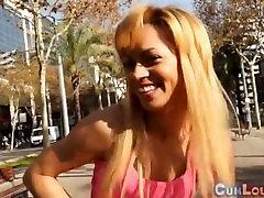 Griboša Blondīne sunny liyoni sex her husband Sekss Bumba