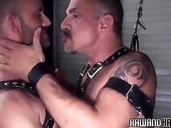 Hot Bearded togo adult hotsex chaddi kinare kiska In Harnesses: Kissing-sling Bb-hj-cum