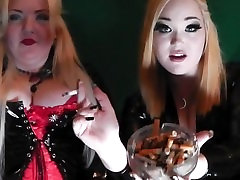 Princess Doll& Mistress Beee Double Domme desi saary xxx Fetish.