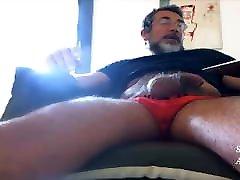 Sexy daddy cum 02