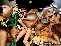Young lesbians man mastubration sex