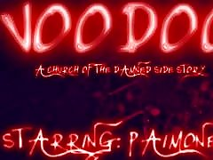 PAIMONEX - VOODOO - A CHURCH OF THE DAMNED SIDE STORY