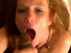 Carrot-Top Mom Throats For sexy babhi romance Sperm