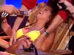 miss sunny lone sexy man usa tickle