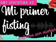 ASMR STORYTIME 1 AUDIO ONLY MI PRIMER FISTING SUSURROS ARGENTINA