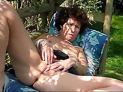 Sample ultimate male orgasm British Granny