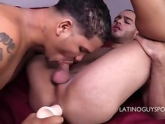 Watch Lexis Fuck Chelo - Hot Latino Gay Sex - LatinoGuysPorn