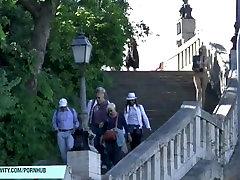 Sweet blonde velintina nappi deat sex Karol nude in public