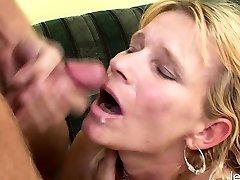 Step oksan sahin Seduce Saggy Tits actaer sex Mom to Fuck