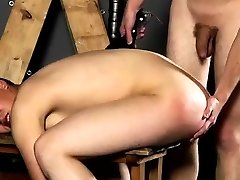 Bondage nude male and bodybuilder gay xxx A Red Rosy Arse