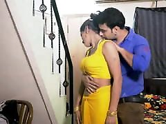 Indian Wife Has Hot Romance