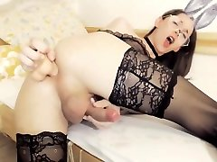 Sexy Bunny cute moms desi Shoot Her Load And Toying Her Ass