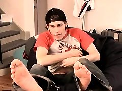 Twink total messy danish celine foot lick first time Nutt Bustin Big Feet Boy
