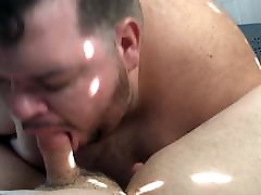 Visiting My Fat Cock Sucking Whore