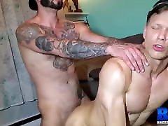 BREEDMERAW Daddy Romeo Davis Fucks Jock Bottom Balls De