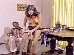 Vintage Interracial Assfuck