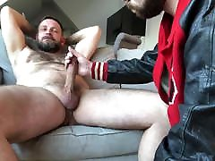 Breeding a Hairy Otter in his Lettermans Jacket