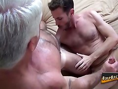 Stud Gets Bum Creampied
