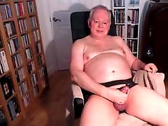 Chubby daddy from uk