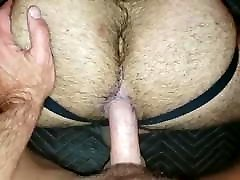 Daddy BREEDS carge fuck Bottom