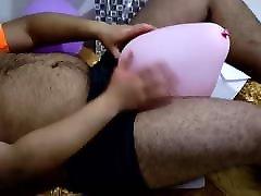 Valentine Day Masturbation With Horny Arab posing girl Gay