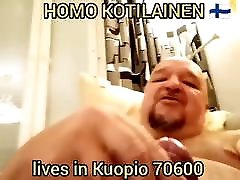 Homo jerker and porn fre tube eater from Finland.