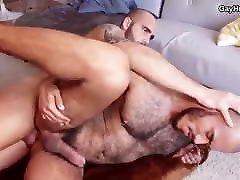 Big latino cock fucks tight hole. Amateur gay porn