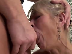 Skinny thick thunder thighs gilf bbw with Big Nipples has Anal Sex