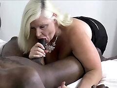 GRANNYLOVESBLACK - mycamgirl 47 On Black