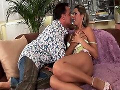 Fine Ass And superlatively good dark porn videos Boob Stepsis Fucked