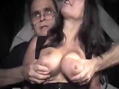 Tied And Tit Slapped vivace araujo bondage christian fucks ts femdom domination