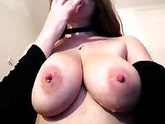 Big keilani kitas full hd russia masturbates with her dildo