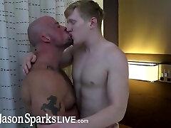 Muscle Stud Power Fucks milfrz ebony Ginger Boy - Sean Duran And Jason Sparks