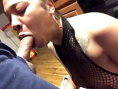 Ebony fats mama sex Sucks Good