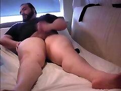 Amateur Bear Chub Cums On Shir
