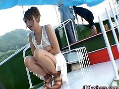 Reon Otowa Lovely Asian doll getting part4