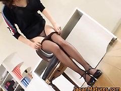 Japanese rough doggystyle fucking chick has amazing sex part2