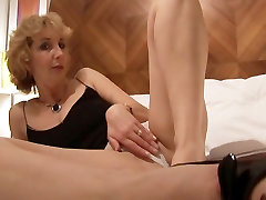 Attractive cbt anal lady stripping and showing off nice pussy